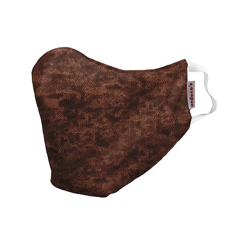 Mascarilla Marmolado marrón