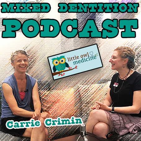 Getting To The Point with Carrie Crimin