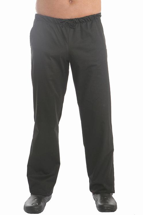 Pantalón negro cocinero
