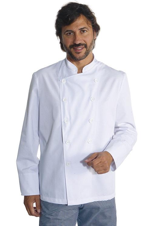 Chaqueta cocinero básica