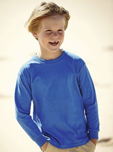Camiseta niño manga larga