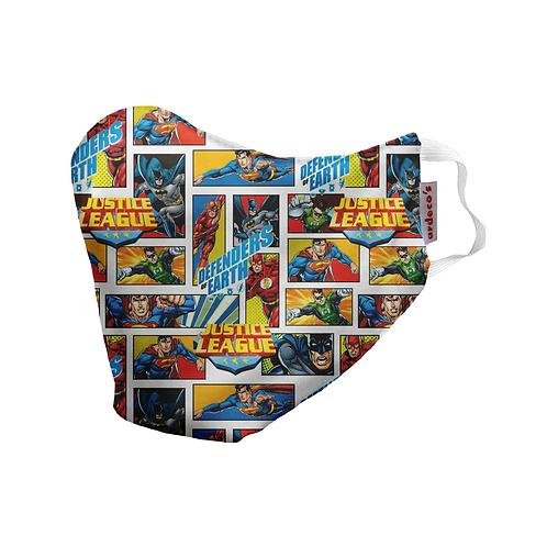Mascarilla Justice League DC