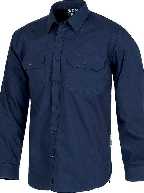 Camisa 100% cotó