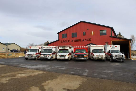 An EMS Fleet