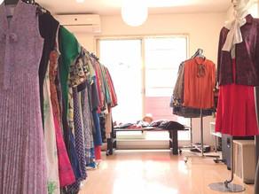 昭和ビンテージ洋品店スミックスのショールーム