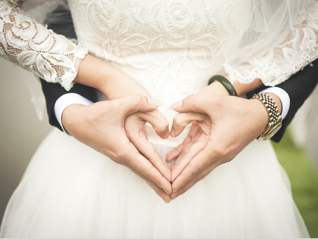 Updated vows for marriage: What we should say to keep our word no matter what.