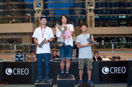全日本選手権KOGにてサポートライダー2人が大活躍!!