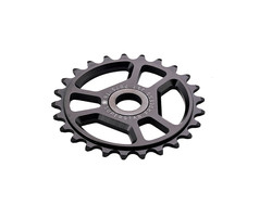 Process splined sprocket