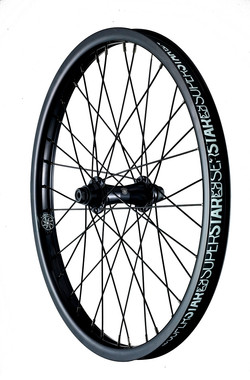 Midnight-Overdrive front wheel