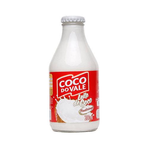 Coco do Vale 200ml Leite de Coco