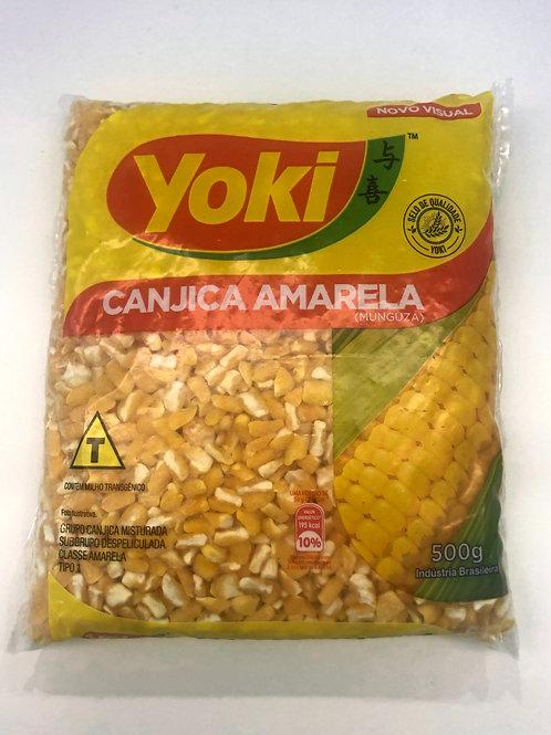 Canjica Amarela Munguzá 500g