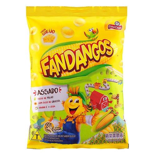 Juustonmakuinen maissisnacks 59g Fandangos
