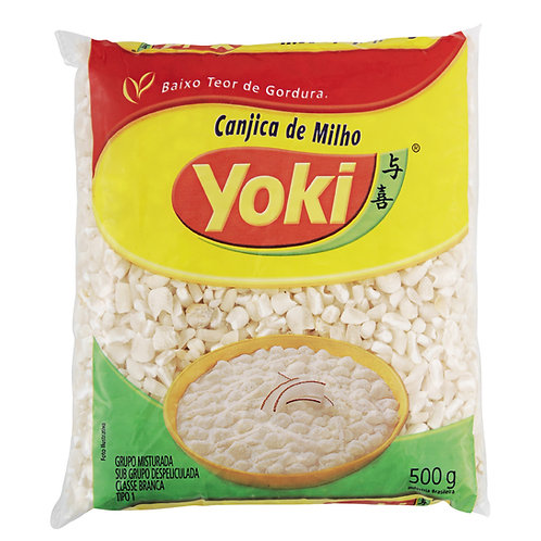 Valkoisia maissinjyviä  500g Yoki