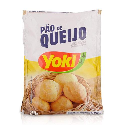 Pão de Queijo Jauhesekoitus 250g Yoki