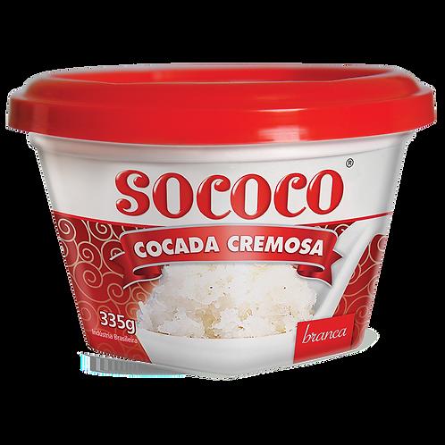 Cocada Cremosa 325g Sococo