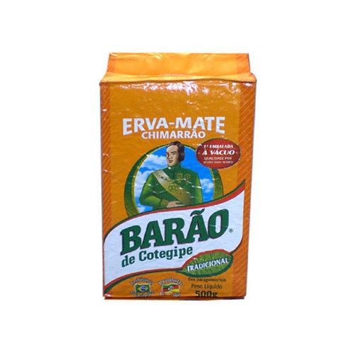 Erva Mate Chimarrão 500g Barão de Cotegipe