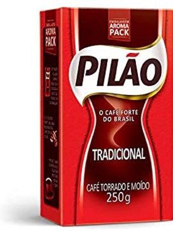 Kahvi Pilão 250G vakuumipakkaus