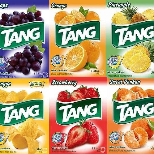 Tang (mandariini, mango, passionhedelmä e rypäle) 25g - 1.20€/kpl