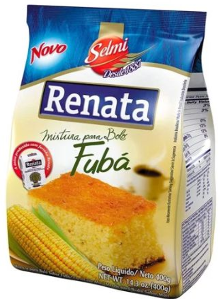 Maisskakkusekoitus 400g Renata
