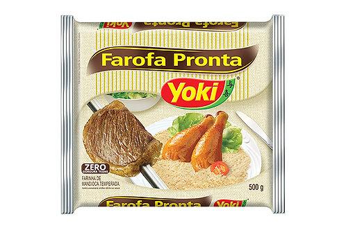 Paahdettu ja maustettu maniokkijauho 500g Yoki