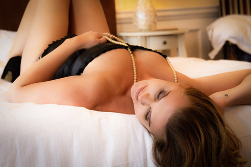 Enchanting Boudoir Photography