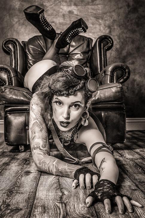 Styled Boudoir Photography