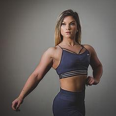 Fitness fashion photography