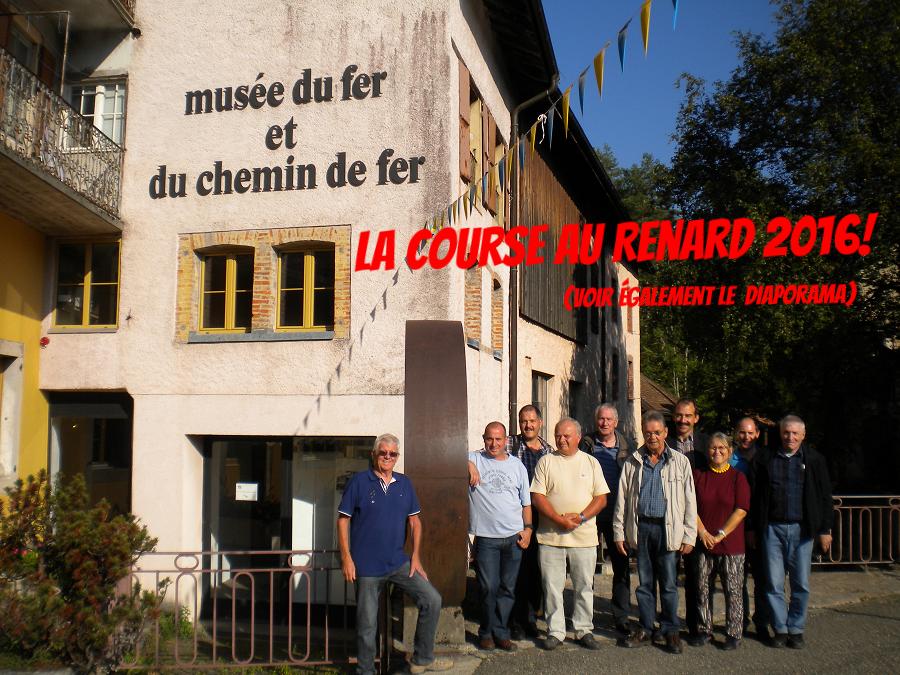 Course au Renard
