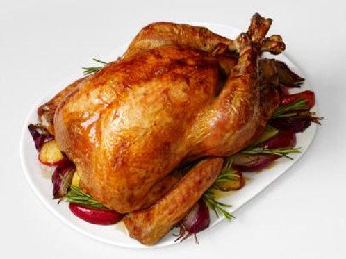 Turkey Dinner (Serves 2 plus a few)