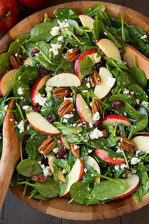 Tossed Salad w/Cider Dressing (64 oz)