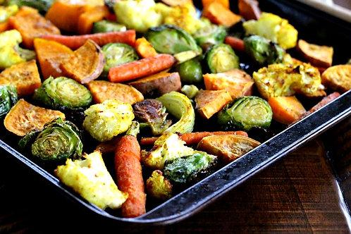 Roasted Harvest Vegetables (32 oz)