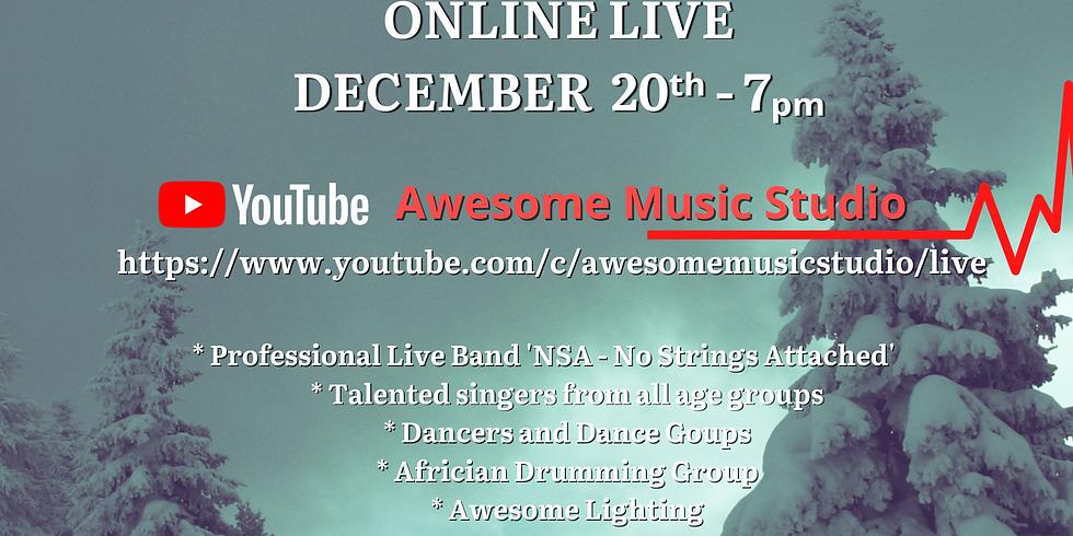 Awesome Christmas Concert 2020