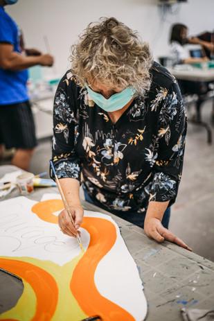 Buffalo Painting Workshop