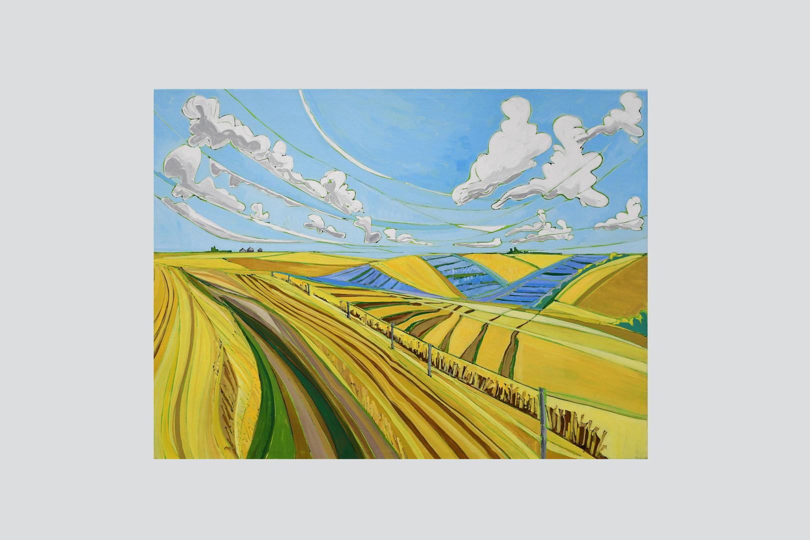 Prairie Vista by Kathryn Gorectke
