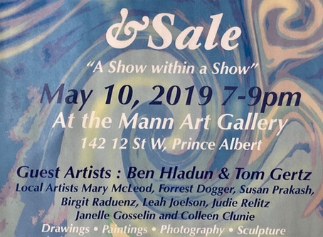 Aurora Art Group's Annual Show & Sale