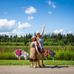 Leah Dorion Presents The Inter-generational Métis Artist Mentorship Project