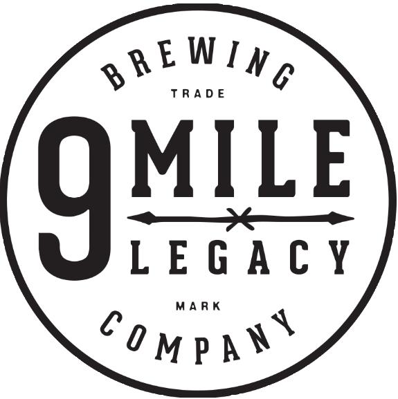 9 mile logo