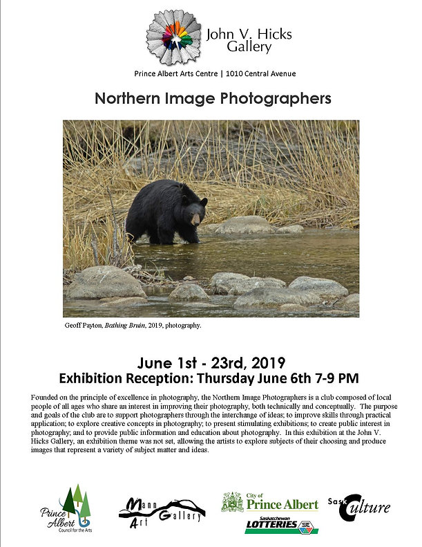 Northern Image Photographers Poster 2019