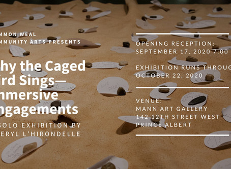 "Drive-In Reception for ""Why the Caged Bird Sings - Immersive Engagements"""
