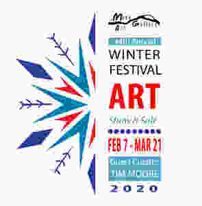 Winter Festival Poster 2020 Feb 7 - Mar 21 2020