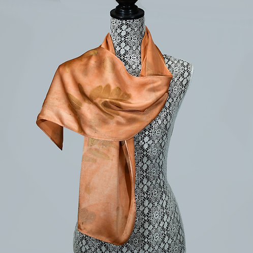 Silk habotai by Donna Stockdale