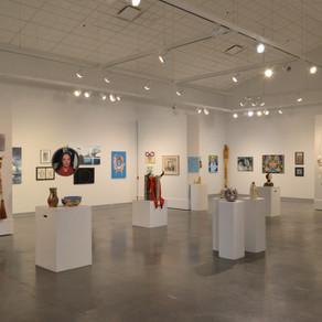 Award Winners of 44th Annual Winter Festival Art Show & Sale - CONGRATULATIONS!