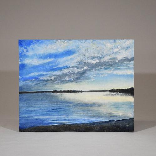 Evening Calm by Annette Henbid