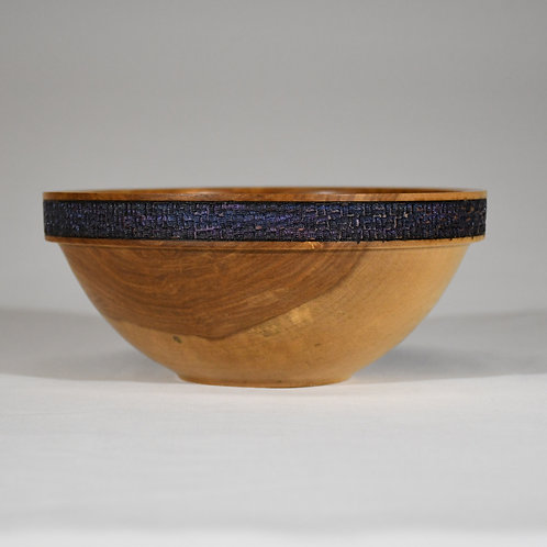 Wood turned Bowl by Rod Peterson