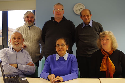 Wisbech Interfaith Forum committee. Photo © William Alderson 2018.