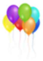 PNGPIX-COM-Birthday-Party-Balloons-PNG-i