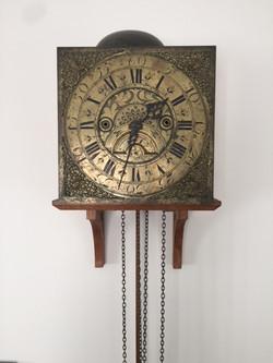 Clock - face detail