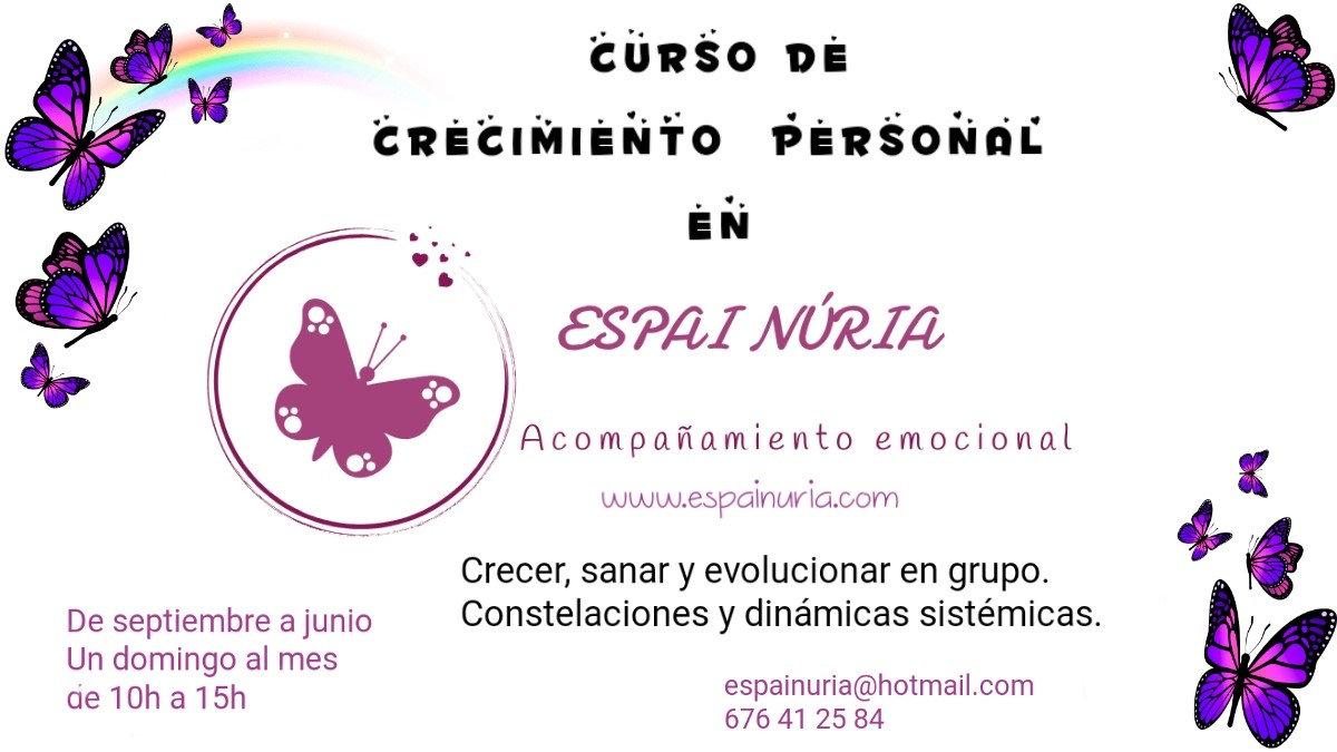 CURSO DE CRECIMIENTO PERSONAL (sept-jun)