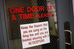 Everett Range. Everett Gun Shop.