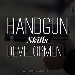 Handgun Skills Development Firearms Training Indoor Shooting Range Gun Shop Everett Washington West Coast Armory North